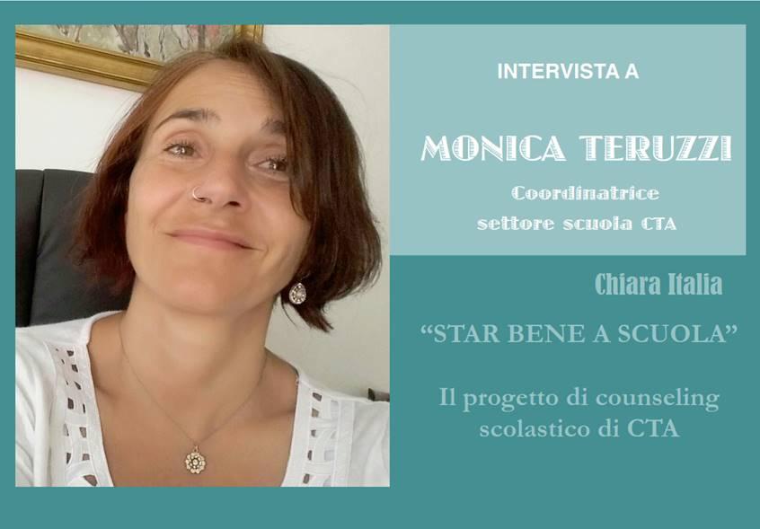 Star bene a scuola: progetto di counseling scolastico di CTA – intervista alla dott.ssa Monica Teruzzi
