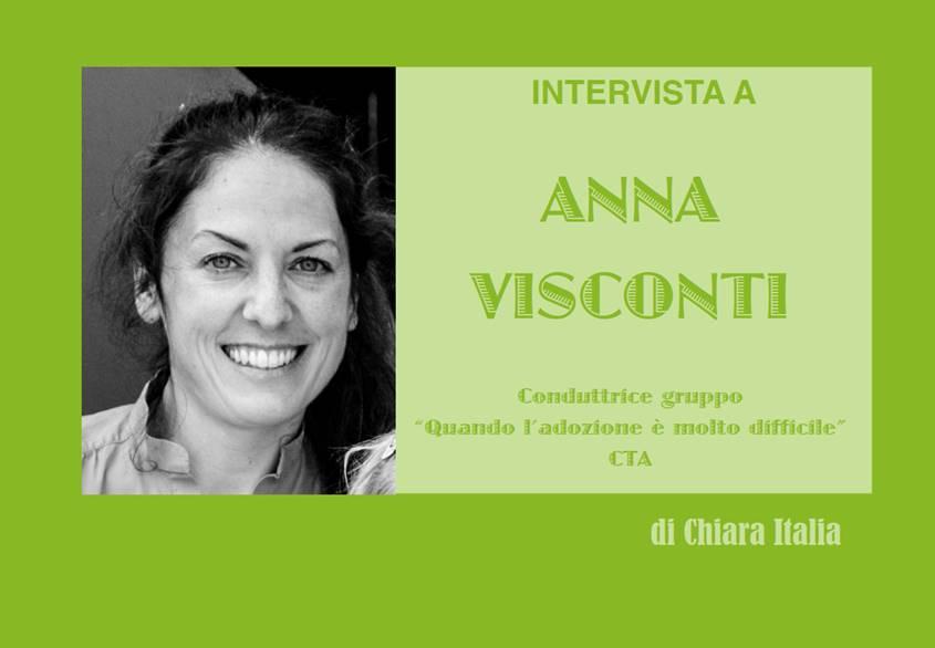 Quando l'adozione sembra una sfida impossibile, un gruppo può aiutare – Intervista ad Anna Visconti di CTA