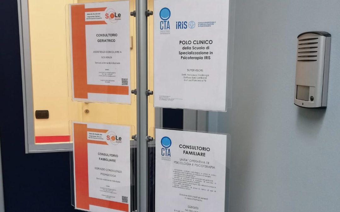 Novità: Consultorio Familiare a Legnano