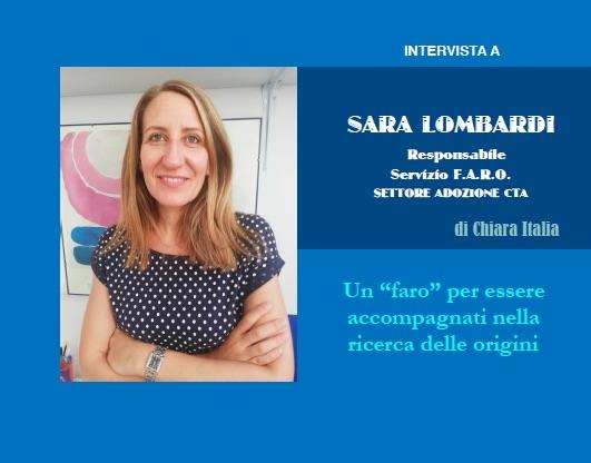 Un F.A.R.O. per essere accompagnati nella ricerca delle origini – INTERVISTA a Sara Lombardi