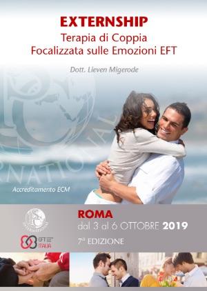 Externship, Terapia di Coppia Focalizzata sulle Emozioni EFT