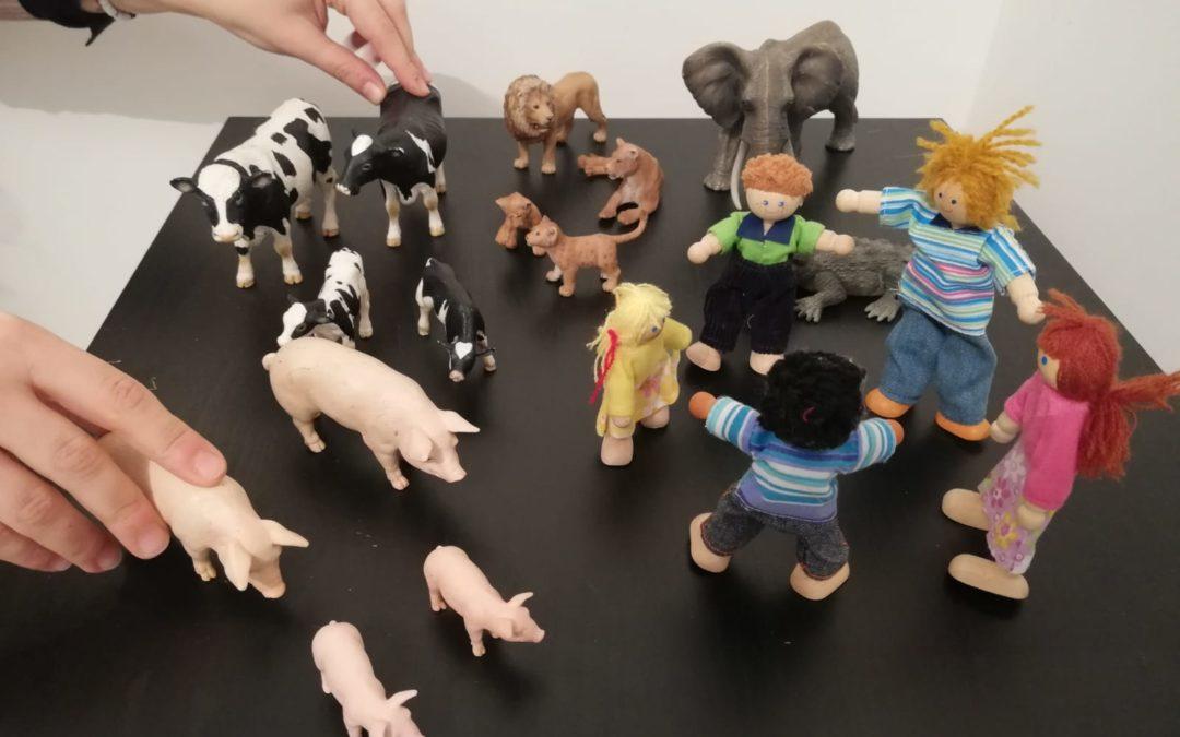 Conoscere ed intervenire sulle rappresentazioni dei bambini.  Uno strumento ispirato allo Story Stem