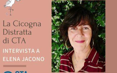 Intervista a Elena Jacono, coordinatrice del servizio La Cicogna Distratta di CTA