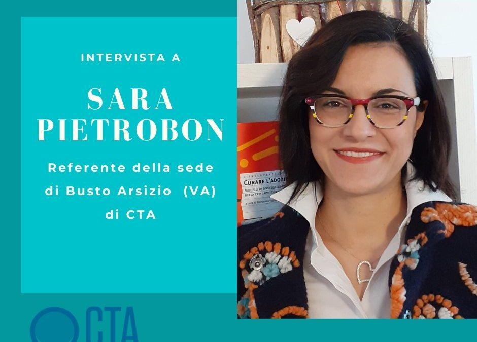 Intervista a Sara Pietrobon, referente della sede di Busto Arsizio di CTA
