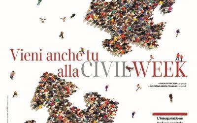 Civil Week – ci siamo anche noi!
