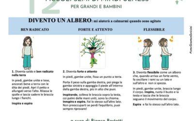 Piccoli semi di mindfulness 12. Divento un albero