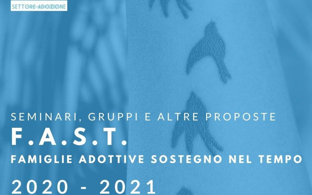 Seminari, gruppi e altre proposte per famiglie adottive 2020-2021