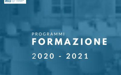 FORMAZIONE CTA 2020-2021: il programma completo