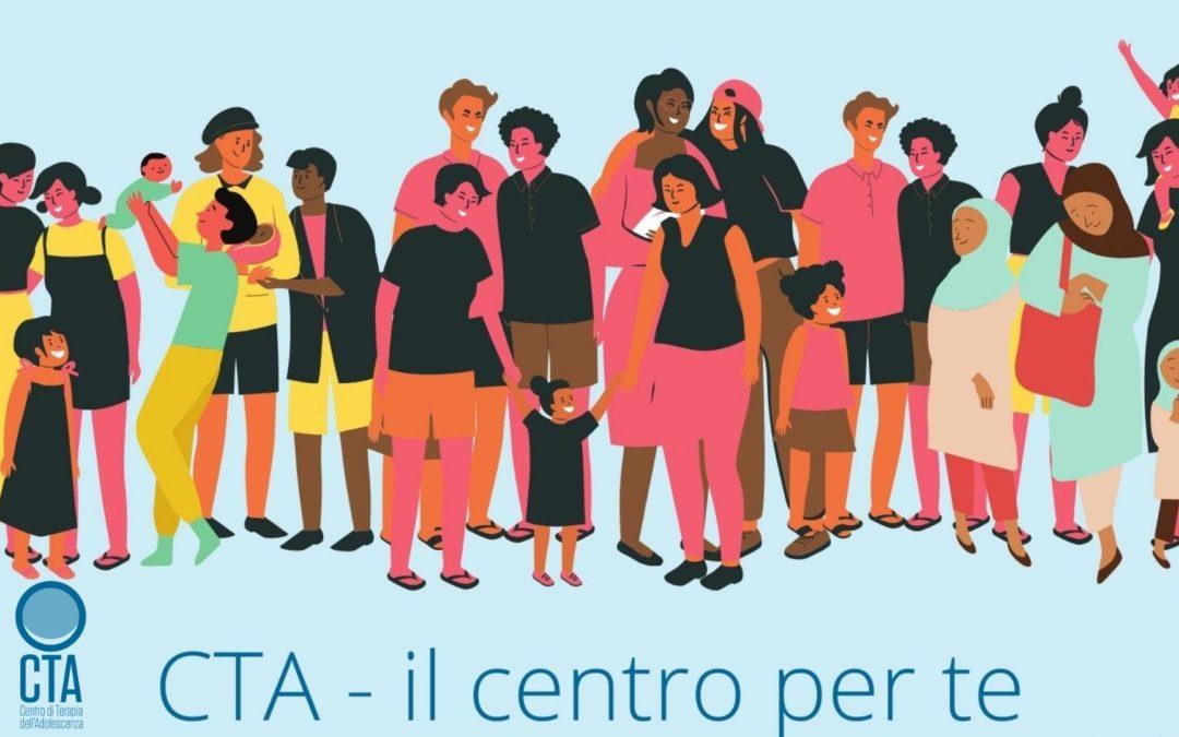 CTA è un centro specializzato nella cura delle relazioni familiari. Si trova a Milano, a Legnano e a Busto Arsizio.