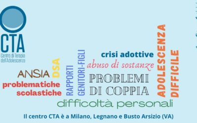CTA offre sostegno psicologico e cura a chi si trova ad affrontare momenti di crisi o difficoltà. Ha sede a Milano, Legnano e Busto Arsizio.
