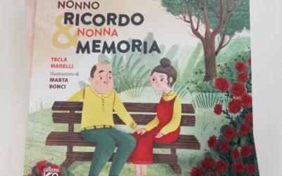 Nonno Ricordo e Nonna Memoria – Nuova uscita della collana Ko*oK