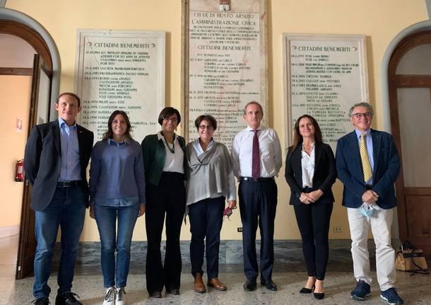 Busto Arsizio, apre un Centro clinico specialistico multidimensionale di sostegno alle famiglie